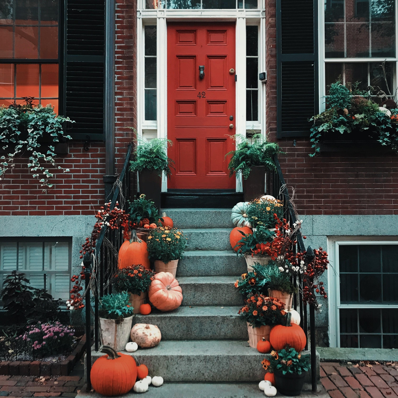 Jak naladit podzimní atmosféru v bytě podle starých zvyků
