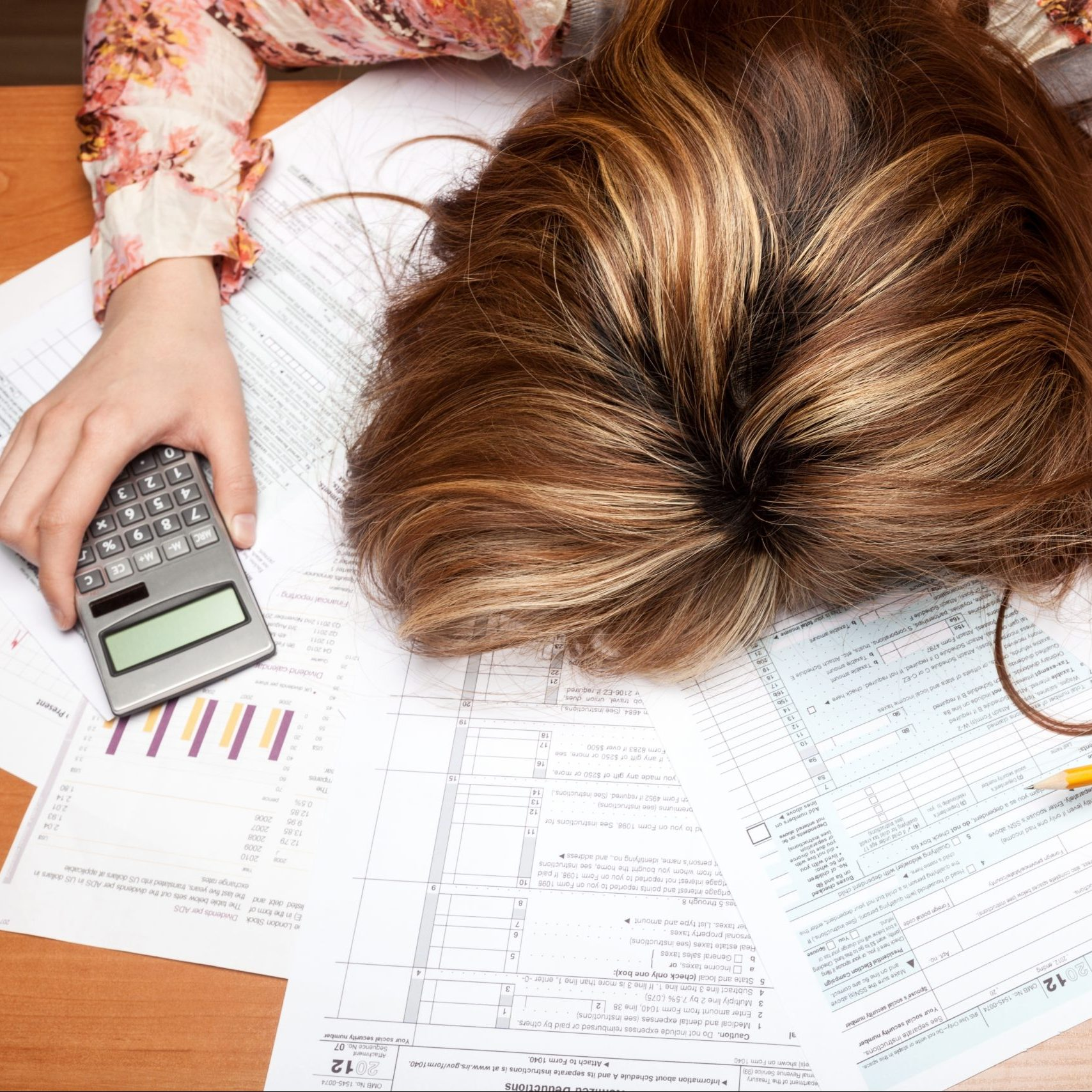 Daň zpronájmu – jak ji správně spočítat a včas zaplatit